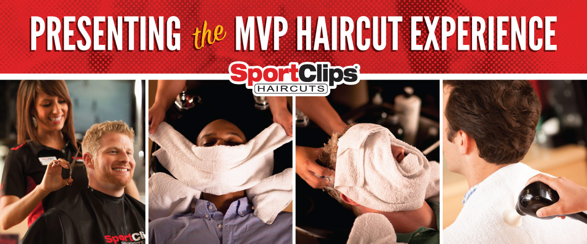 The Sport Clips Haircuts of Crown Point MVP Haircut Experience